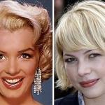 Marilyn nas telonas
