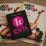 Promoção livro It Girls e revista Salto Agulha (ENCERRADA)