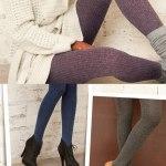 As meias da Marisa!