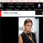 Vogue Itália criticada por racismo em editorial de moda
