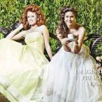 Editorial de debutantes que produzi para a Revista Versailles