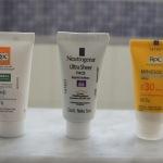 Batalha de protetores para pele oleosa. Quem leva a melhor?