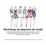 Workshop de desenho de moda em Natal!