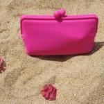 Clutch na praia? Sim!