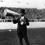 As Olimpíadas de Londres 104 anos atrás!