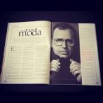 Leitura de domingo: Paulo Borges na Glam