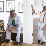 O menino de 11 anos que faz sucesso costurando gravatas ♥