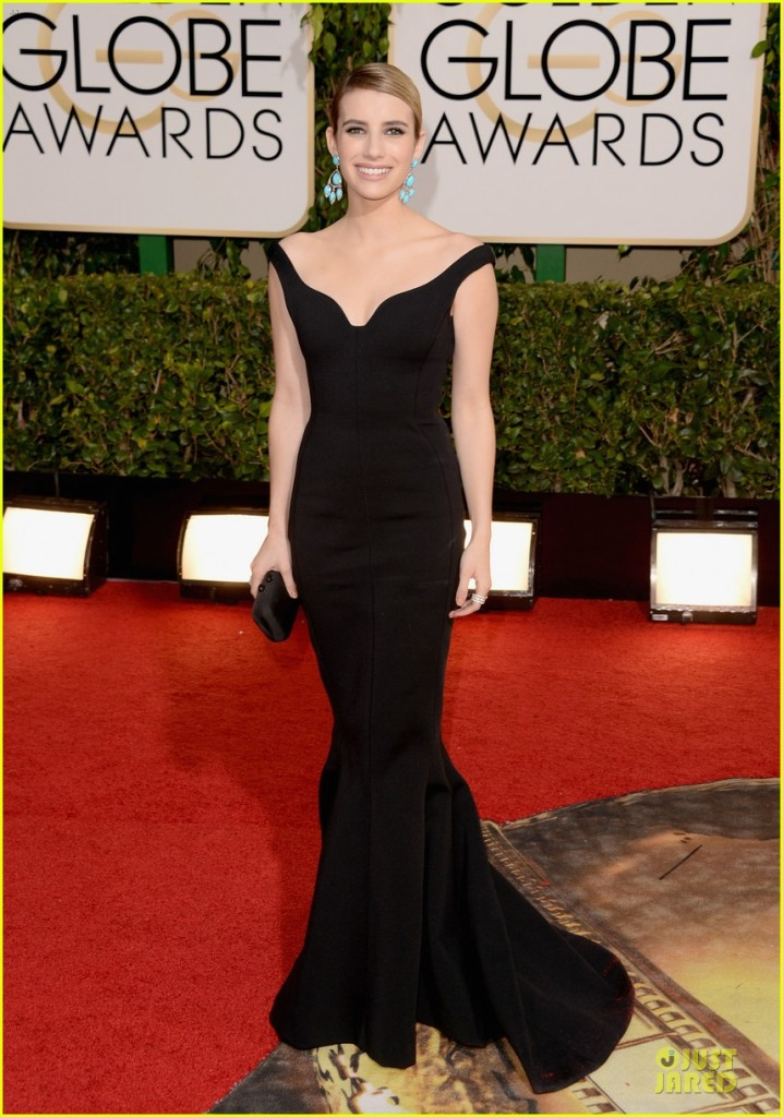 emma-roberts-golden-globes-2014-red-carpet-11