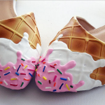 Os doces sapatos da Shoe Bakery ♥