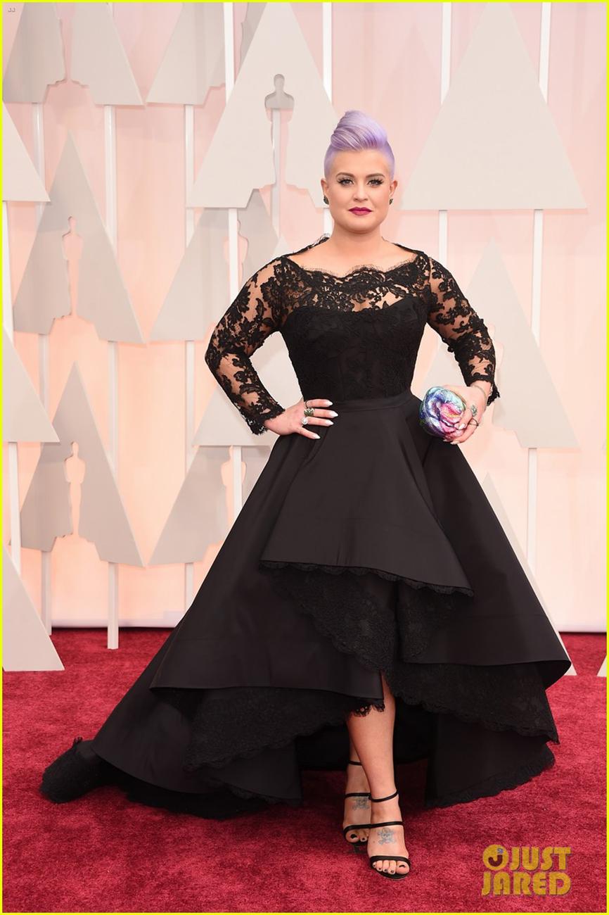 Kelly Osbourne Oscars 2015