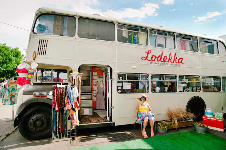 Lodekka Fashion Bus