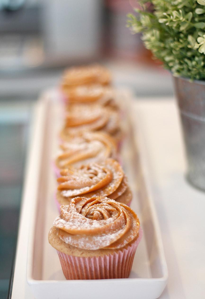 cupcake de churros Bocaditos