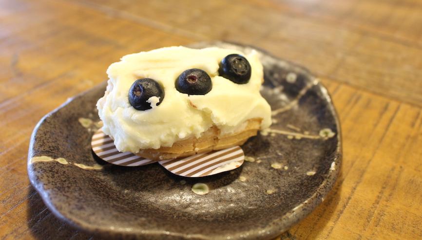 bomba de blueberry