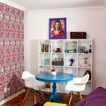 DIY – Como colocar tecido na parede e transformar a sua sala!