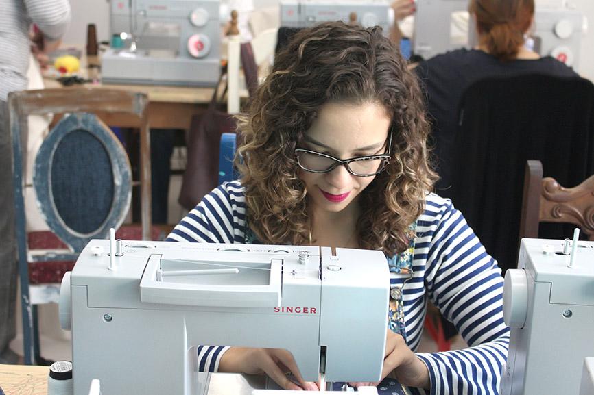 curso de costura iniciante em São Paulo