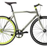 Bicicleta de grife