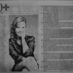 Clipping: Meus 10+ no Novo Jornal