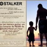 Promoção de dia dos pais com a Stalker