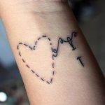 Se eu fosse fazer uma tatuagem…