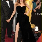 Os looks do Oscar 2012