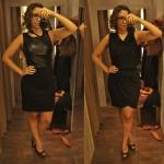 A modelagem perfeita dos vestidos da Toli