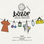 Sábado tem Bazar Salto Agulha!