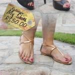 Alguns sapatos do Bazar Salto Agulha
