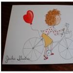 A arte de Jackie Ilustra