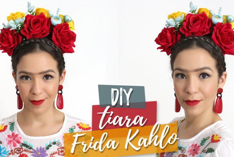 look frida kahlo